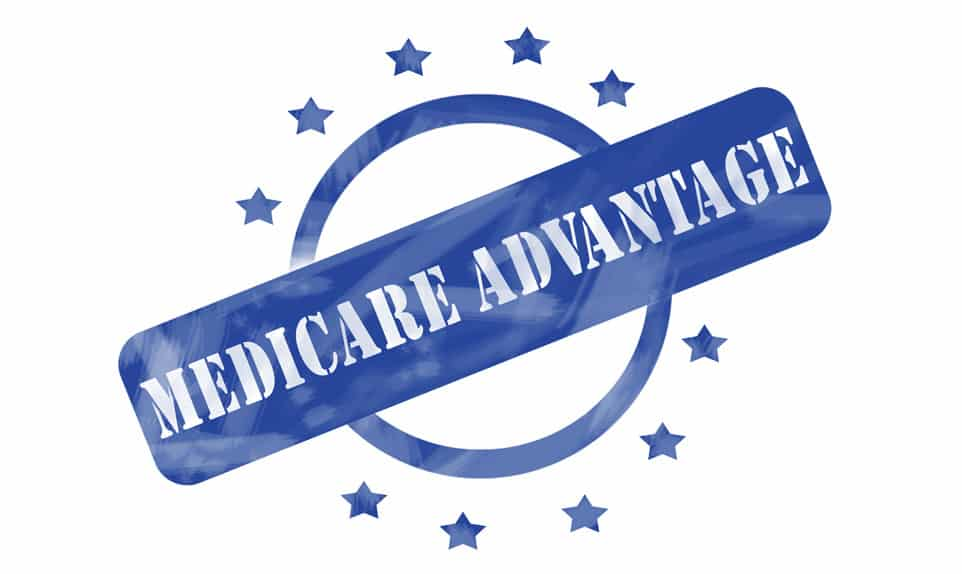 the medicare part c advantage compared to original medicare part a b